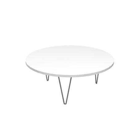 800 Actuel Décors Table Pins Basse Blanc tsCrdhQBx
